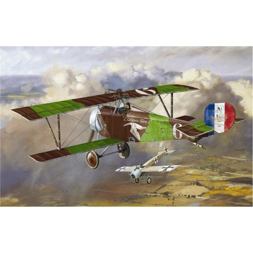 AMO-3202 1/32 Nieuport 16c France model kit