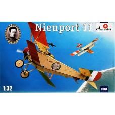 AMO-3204 1/32 Nieuport 11 Italiya model kit