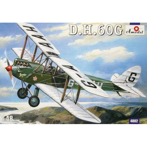 AMO-4802 1/48 DH-60G model kit