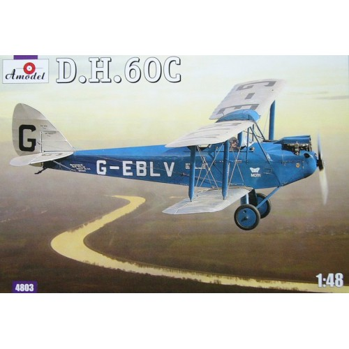 AMO-4803 1/48 DH-60C model kit