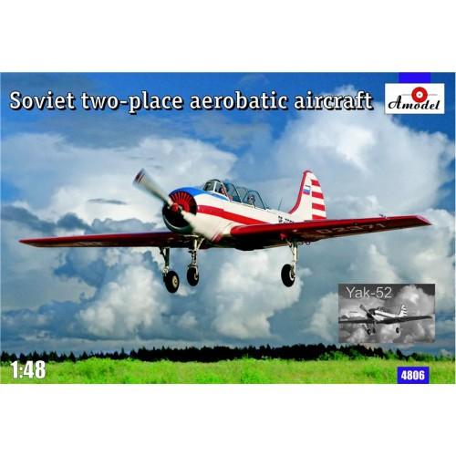 AMO-4806 1/48 Yak-52 model kit