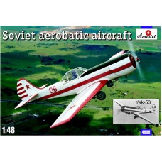 AMO-4808 1/48 Yak-53 model kit