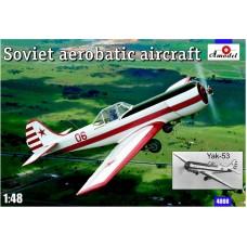 AMO-4808 1/48 Yak-53 model kit