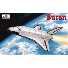 AMO-72023 1/72 Buran Soviet Space Shuttle