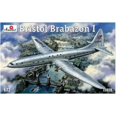 AMO-72028 1/72 Bristol Type 167 Brabazon Large Propeller-Driven Airliner 1949 model kit