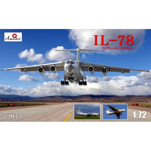 AMO-72033 1/72 IL-78 model kit