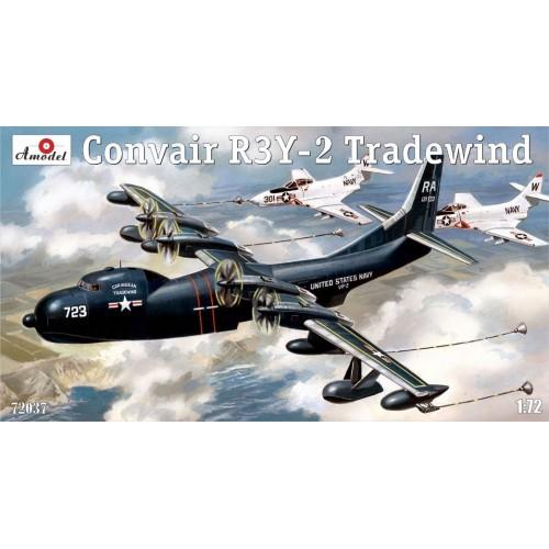 AMO-72037 1/72 R3Y-2 Tradewind model kit