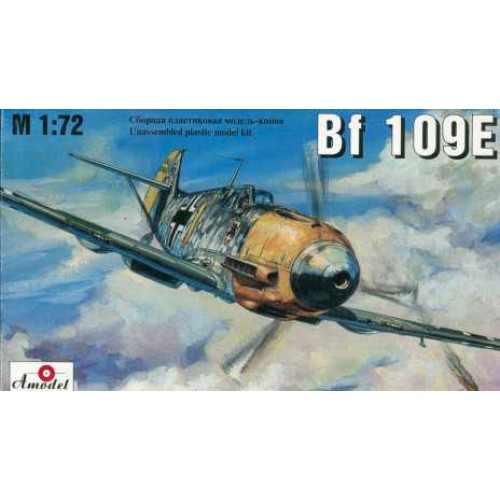 AMO-7205 1/72 Messerschmitt Bf-190E model kit