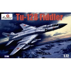 AMO-72100 1/72 Tupolev Tu-128 Fiddler Soviet Air Defence Long-Range Interceptor model kit