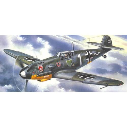 AMO-72125 1/72 Messerschmitt Bf-190F German WW2 Fighter model kit