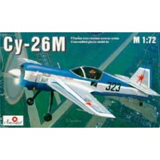 AMO-7213 1/72 Sukhoi Su-26M Soviet Aerobatic plane model kit