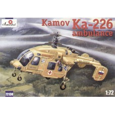 AMO-72130 1/72 Kamov Ka-226 Ambulance helicopter model kit