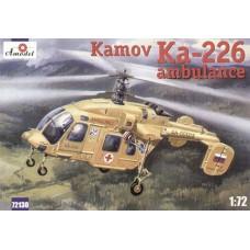 AMO-72130 1/72 Kamov Ka-226 Ambulance helicopter model kit