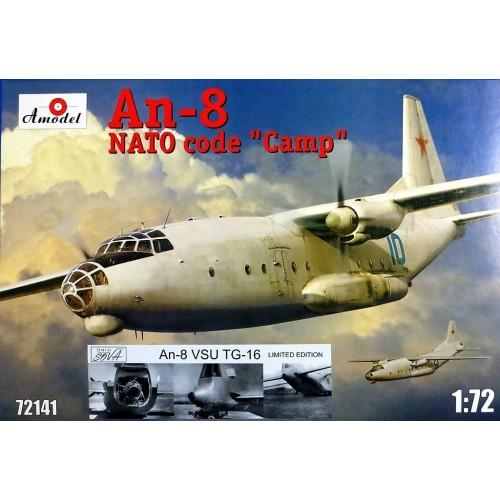 AMO-7214101 1/72 Antovov An-8 (with VSU TG16)