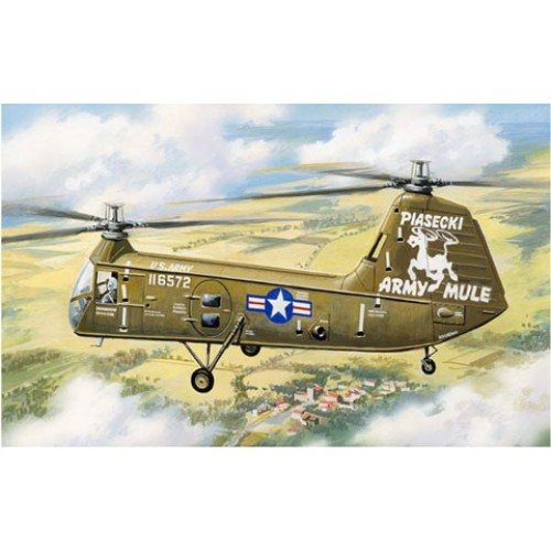 AMO-72147 1/72 Piasecki H-25A 'Army Mule' US Army Helicopter model kit