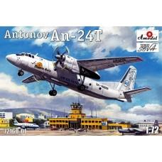 AMO-7216001 1/72 Antovo An-24T Phoenix Avia