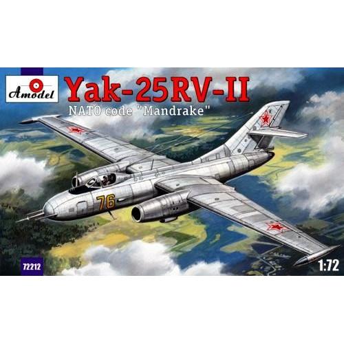 AMO-72212 1/72 Yakovlev Yak-25RV-II
