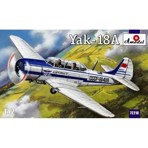 AMO-72218 1/72 Yakovlev Yak-18A