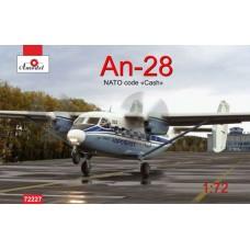 AMO-72227 1/72 An-28 Aeroflot model kit