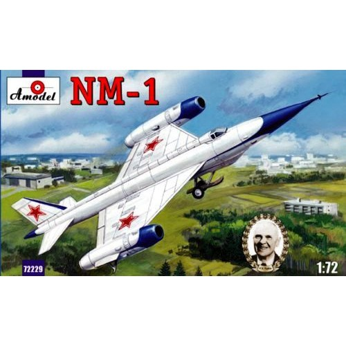 AMO-72229 1/72 Tsybin NM-1