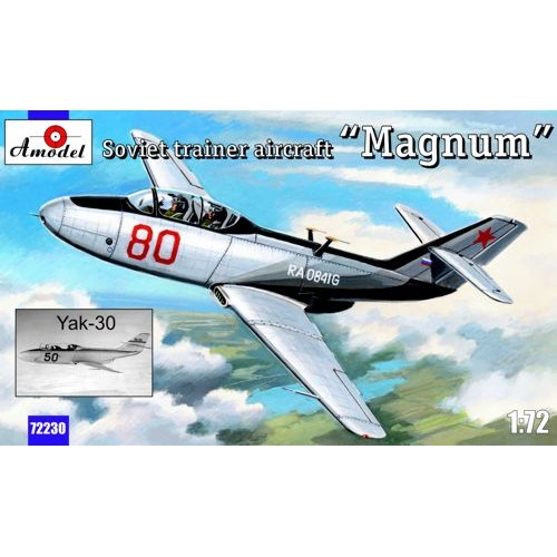 AMO-72230 1/72 Yak-30 model kit