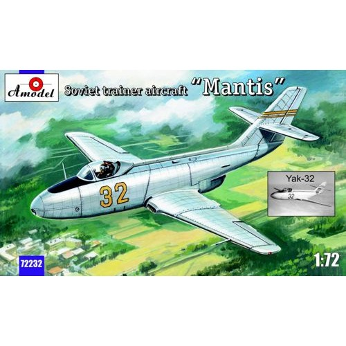 AMO-72232 1/72 Yak-32 model kit