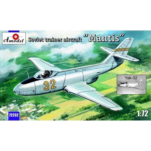 AMO-72232 1/72 Yak-32 model kit