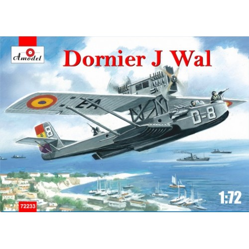 AMO-72233 1/72 Do J Wal Span Respubl model kit