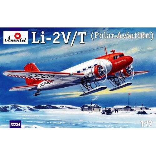 AMO-72234 1/72 Li-2V/T