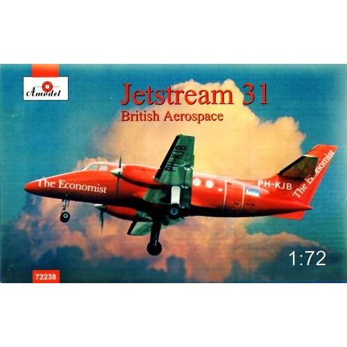 AMO-72238 1/72 Jetstream 31 model kit