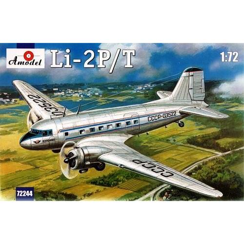AMO-72244 1/72 Li-2P/T
