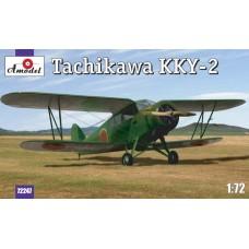 AMO-72247 1/72 Tachikawa KKY-2