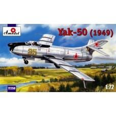 AMO-72250 1/72 Yak-50 (1949)