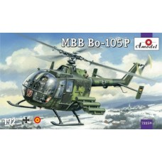 AMO-72259 1/72 Bo-105P Military model kit