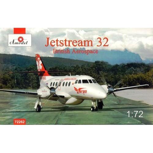 AMO-72262 1/72 Jetstream 32 model kit