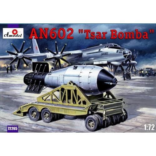 AMO-72265 1/72 AN-602 Kuzkina mat