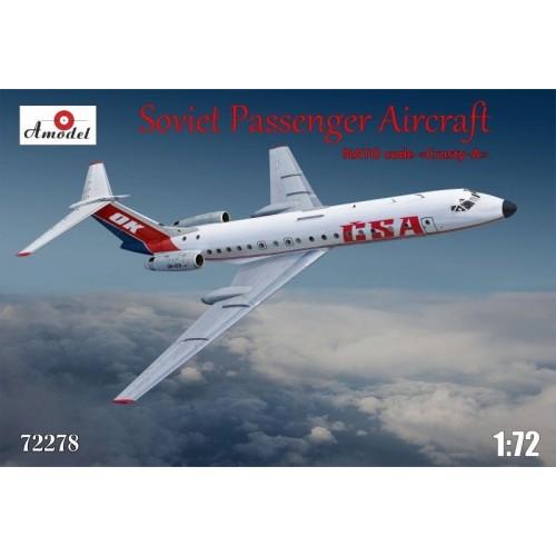 AMO-72278 1/72 Tu-134A CSA model kit