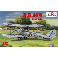 AMO-72282 1/72 de Havilland DH.60M Metal Moth model kit