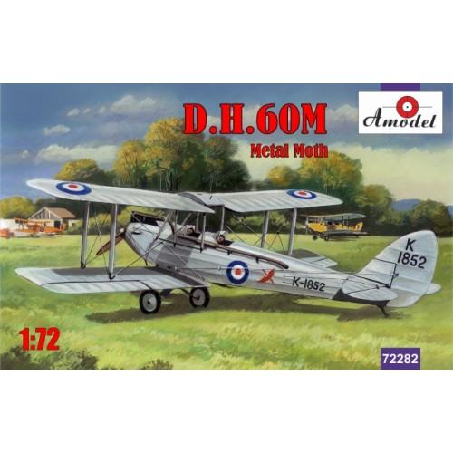 AMO-72282 1/72 de Havilland DH.60M Metal Moth model kit