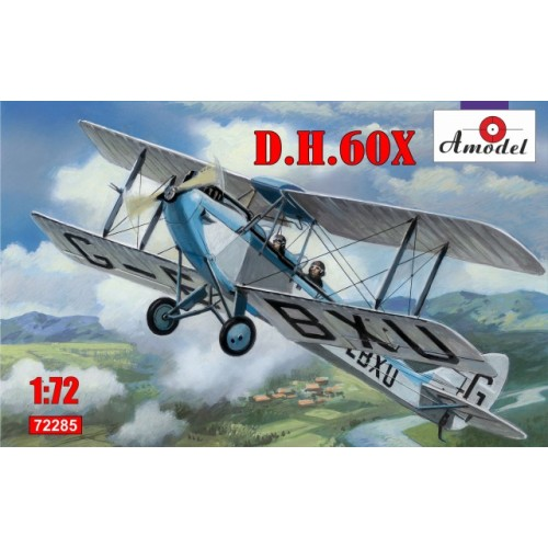 AMO-72285 1/72 de Havilland DH.60X model kit