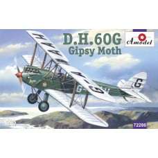 AMO-72286 1/72 de Havilland DH.60G Gipsy Moth model kit
