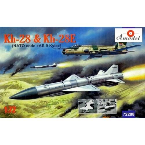 AMO-72288 1/72 X-28 model kit