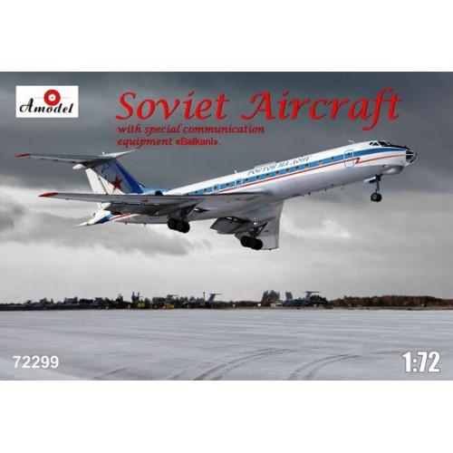 AMO-72299 1/72 Tu-134AK model kit