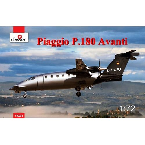 AMO-72301 1/72 P.180 Avanti model kit