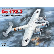 AMO-72304 1/72 IL-14M Aircract Number 01 model kit