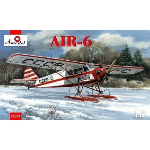AMO-72309 1/72 AIR-6 w/w model kit