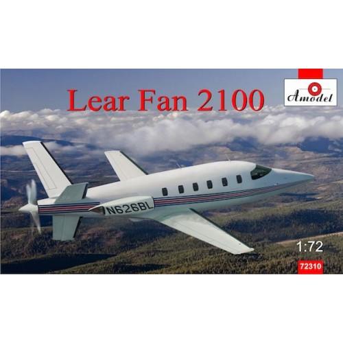 AMO-72310 1/72 Lear Fan 2100 model kit
