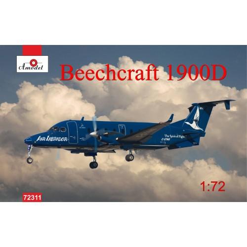 AMO-72311 1/72 Beech 1900D model kit