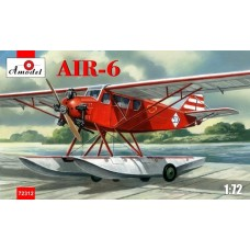 AMO-72312 1/72 AIR-6 hydro model kit