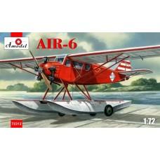 AMO-72312 1/72 AIR-6 hydro model kit
